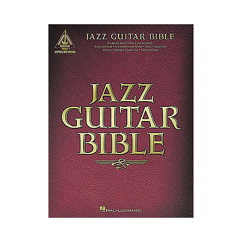 Hal Leonard Jazz Guitar Bible Tab Songbook-thumbnail