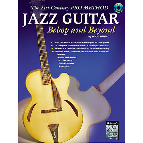 Alfred Jazz Guitar (Book/CD)-thumbnail