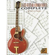 Alfred Jazz Guitar Chord Bible Book