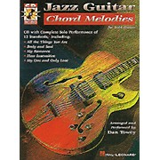 Hal Leonard Jazz Guitar Chord Melodies Guitar Tab Songbook with CD