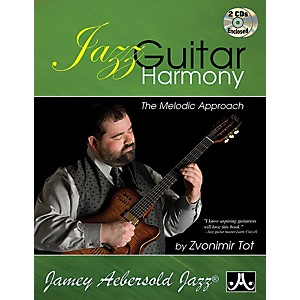 Alfred Jazz Guitar Harmony Book and CD Advanced by Alfred