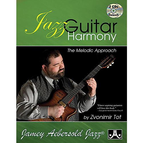 Alfred Jazz Guitar Harmony Book & CD Advanced-thumbnail