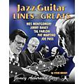 Jamey Aebersold Jazz Guitar Lines of The Greats  Thumbnail