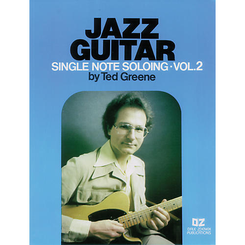 Alfred Jazz Guitar Single Note Soloing, Volume 2-thumbnail