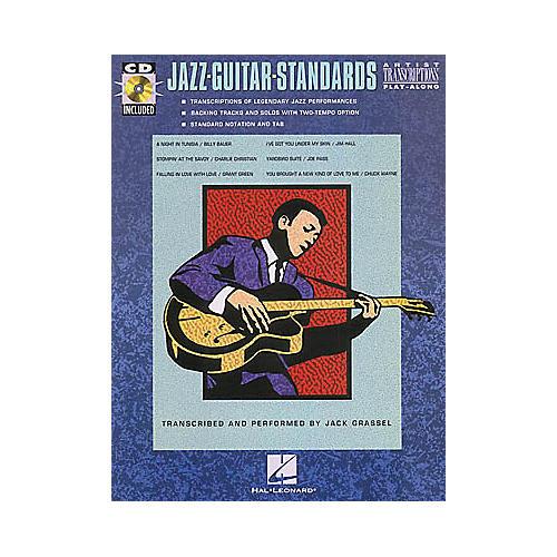 Hal Leonard Jazz Guitar Standards Book