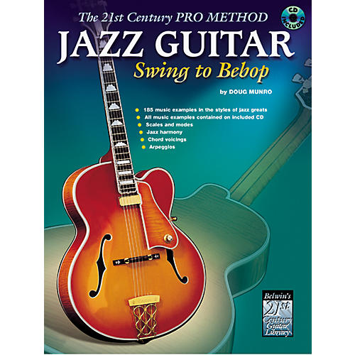 Alfred Jazz Guitar Swing to Bebop-thumbnail