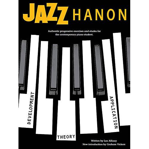 Music Sales Jazz Hanon Music Sales America Series Softcover