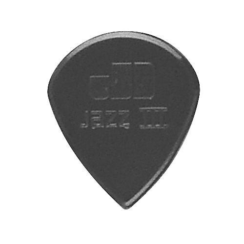 Dunlop Jazz III Nylon Sharp Stiffo Guitar Picks