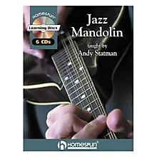 Homespun Jazz Mandolin (Book/CD)