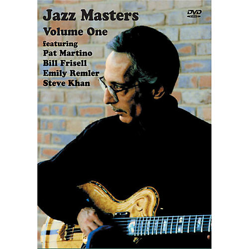 Mel Bay Jazz Masters, Volume One DVD-thumbnail