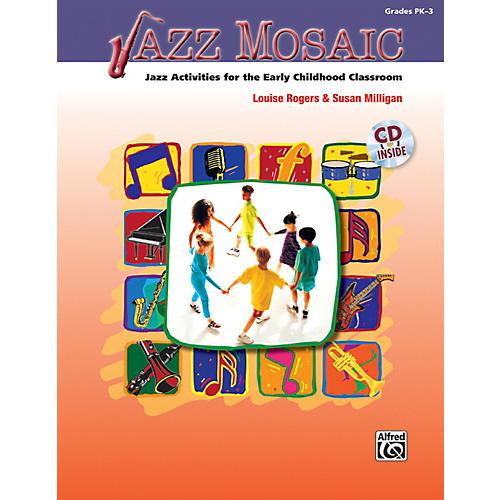 Alfred Jazz Mosaic (Book/CD)-thumbnail
