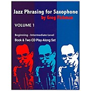 Jamey Aebersold Jazz Phrasing For Saxophone