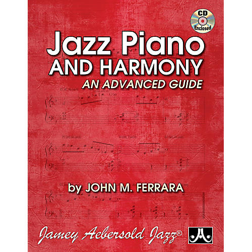 Jamey Aebersold Jazz Piano Harmony - Advanced Edition