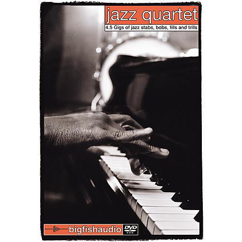 Big Fish Jazz Quartet Sound Library-thumbnail