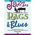 Alfred Jazz Rags & Blues Book 2 thumbnail