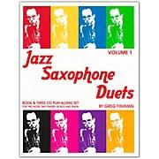 Jamey Aebersold Jazz Saxophone Duets