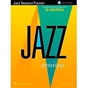 Hal Leonard Jazz Session Trainer - The Woodshedder's Practice Kit  B-Flat Edition (Book/Online Audio)