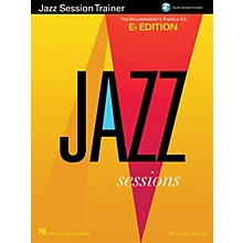 Hal Leonard Jazz Session Trainer Jazz Instruction Series Softcover Audio Online Written by Larry Dunlop