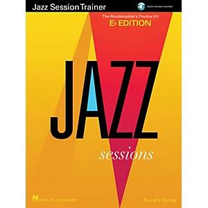 Hal Leonard Jazz Session Trainer Jazz Instruction Series Softcover Audio On...