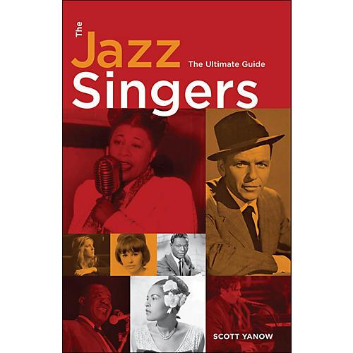 Backbeat Books Jazz Singers: The Top 500-thumbnail