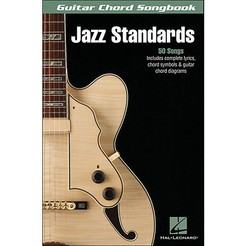 Hal Leonard Jazz Standards - Guitar Chord Songbook-thumbnail