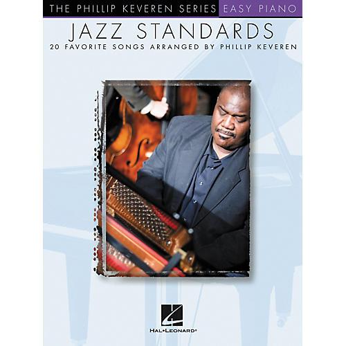 Hal Leonard Jazz Standards - Phillip Keveren Series For Easy Piano-thumbnail