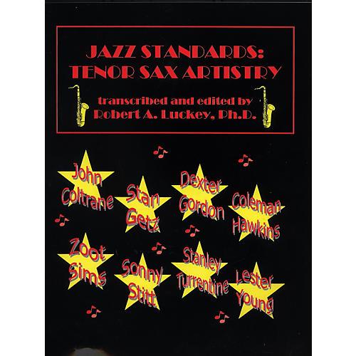 Olympia Music Publishing Jazz Standards: Tenor Sax Artistry-thumbnail