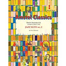 Amstel Music Jazz Suite No. 2 - Complete Edition (all 6 mvts.) Concert Band Level 3-5 Arranged by Johan de Meij