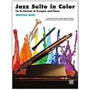 BELWIN Jazz Suite in Color B-flat Clarinet, B-flat Trumpet & Piano Intermediate