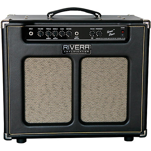 Rivera Jazz Suprema 25W 1x10 Tube Combo Amp