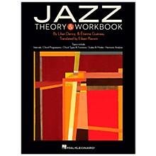 Hal Leonard Jazz Theory & Workbook Music Instruction Series Softcover Written by Lilian Dericq