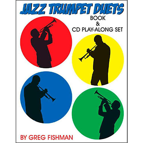 Jamey Aebersold Jazz Trumpet Duets Book and CDs