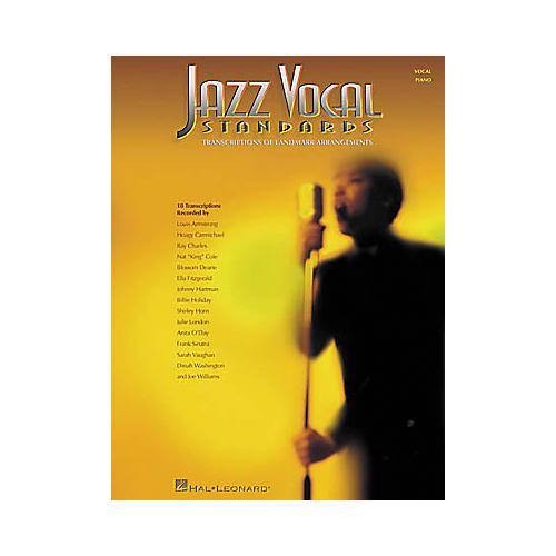 Hal Leonard Jazz Vocal Standards