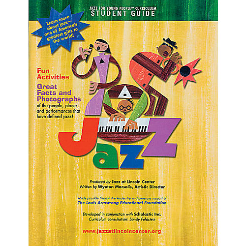 Warner Bros Jazz for Young People Curriculum Student Guide