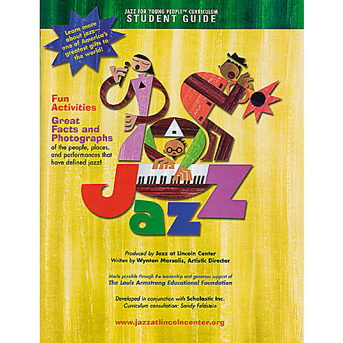Alfred Jazz for Young People Curriculum Textbook-thumbnail