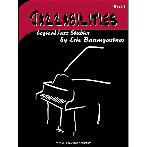 Willis Music Jazzabilities Book 1 Logical Jazz Studies-thumbnail