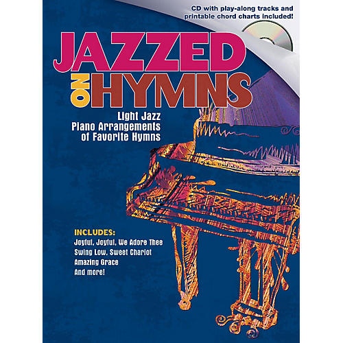 Shawnee Press Jazzed on Hymns Shawnee Press Series Softcover with CD