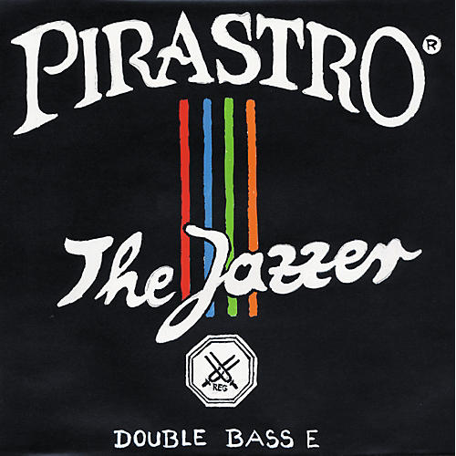 Pirastro Jazzer Series Double Bass E String 3/4 Size