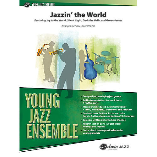 BELWIN Jazzin' the World - Grade 2 (Medium Easy)