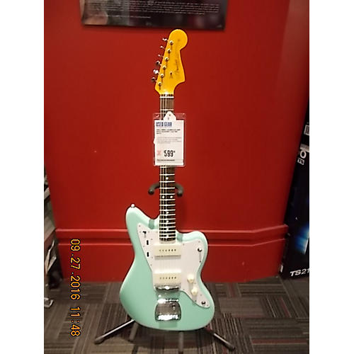 Fender Jazzmaster Solid Body Electric Guitar-thumbnail