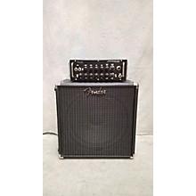 Fender Jazzmaster Ultralight Bass Stack