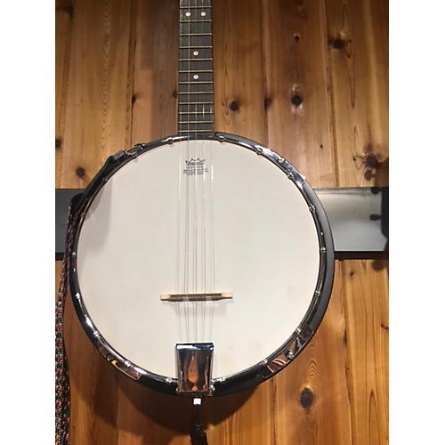 Johnson Jb-080 Banjo-thumbnail