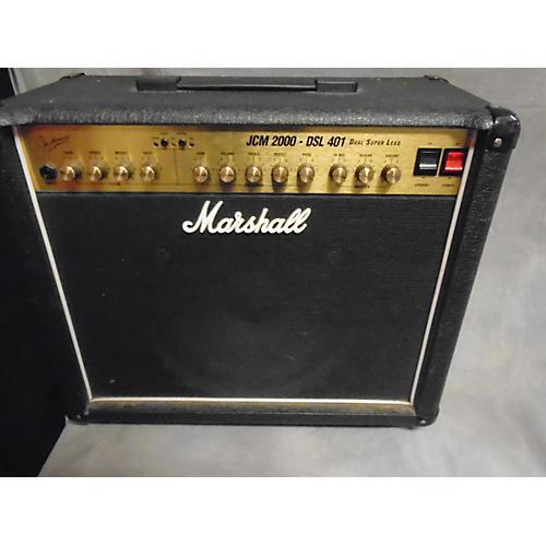 used marshall jcm 2000 dsl 401 tube guitar combo amp guitar center. Black Bedroom Furniture Sets. Home Design Ideas