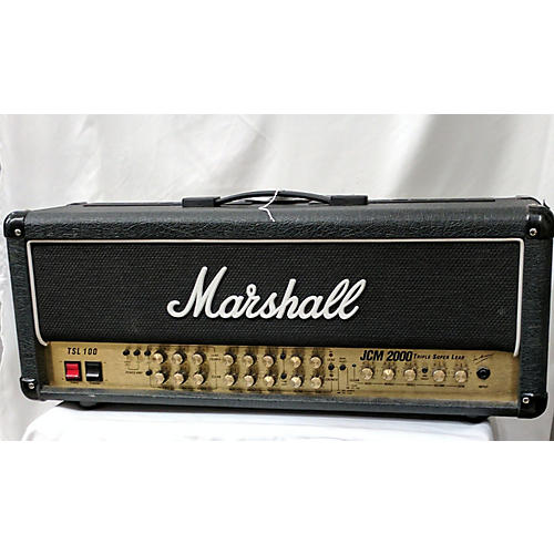 Marshall Jcm2000 Tsl100 100w Tube Guitar Amp Head-thumbnail