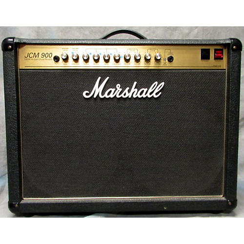 Marshall Jcm900 Tube Guitar Combo Amp-thumbnail