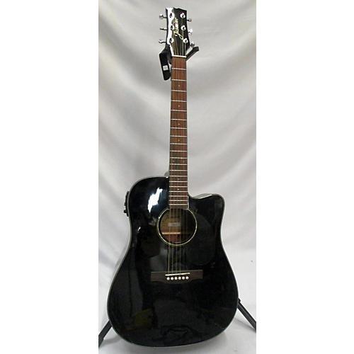 used jasmine jd39ce acoustic electric guitar guitar center. Black Bedroom Furniture Sets. Home Design Ideas