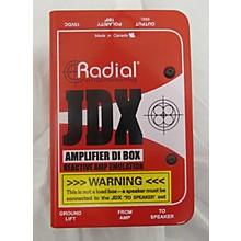 Radial Engineering Jdx Direct Box