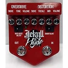 Visual Sound Jeckyl & Hide Effect Pedal