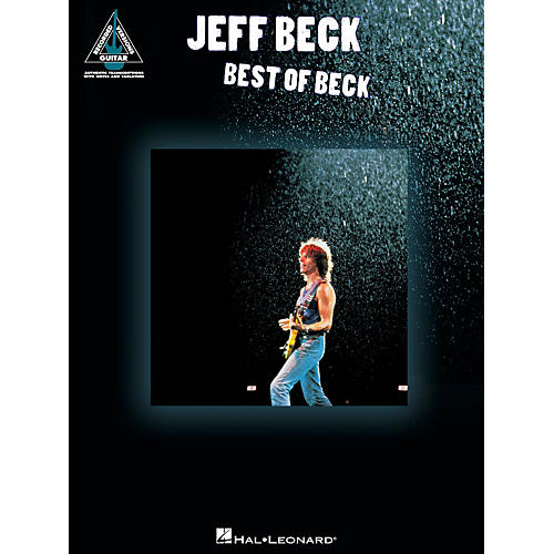 Hal Leonard Jeff Beck - The Best Of Beck-thumbnail