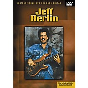 Hal Leonard Jeff Berlin - Instructional DVD for Bass Guitar